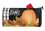 Season of Thanks MailWraps Mailbox Cover
