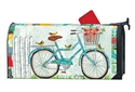 Enjoy the Ride MailWraps Mailbox Cover