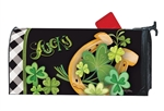Lucky to be Irish MailWraps Mailbox Cover