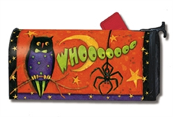 Night Owl MailWrap Magnetic Mailbox Cover