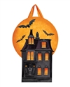 Dark Manor PVC Door Decor