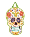 Sugar Skulls PVC Door Decor