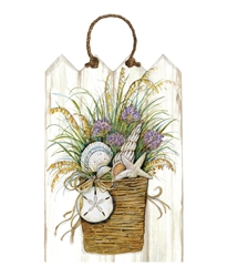 Gifts from the Sea PVC Door Decor
