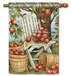Apples Galore BreezeArt Standard House Flag