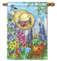 Springtime Beauty BreezeArt Standard House Flag