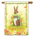 Easter Bliss BreezeArt Standard House Flag
