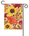 Sunflower Splendor BreezeArt Garden Flag 30103