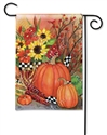 Ready for Fall BreezeArt Garden Flag
