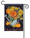 Autumn Pleasures BreezeArt Garden Flag