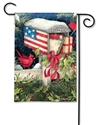 Christmas Cards BreezeArt Garden Flag