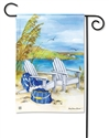 Waterside BreezeArt Garden Flag