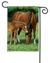 Grazing BreezeArt Garden Flag