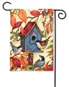 Welcome Neighbors BreezeArt Garden Flag