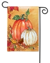 Traditional Pumpkin BreezeArt Garden Flag