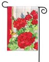 Ladies in Red BreezeArt Garden Flag