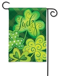 Lucky BreezeArt Garden Flag