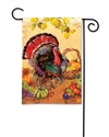 Wild Turkey BreezeArt Garden Flag