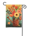 Autumn Sunrise BreezeArt Garden Flag