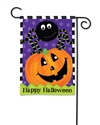 Spider and Jack BreezeArt Garden Flag