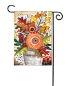 Fall Snippets BreezeArt Garden Flag