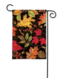 Autumn Symphony BreezeArt Garden Flag