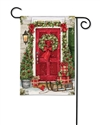 Christmas Wishes BreezeArt Garden Flag