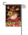 Autumn Scarecrow BreezeArt Garden Flag