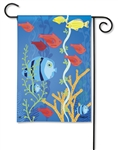 Underwater World Decorative Garden Flag