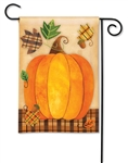 Mad for Plaid BreezeArt Garden Flag