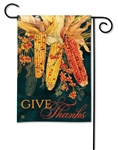 Autumn Corn BreezeArt Garden Flag