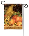 Autumn Bounty BreezeArt Garden Flag