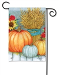 Harvest Home BreezeArt Garden Flag