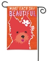 Each Day Beautiful Garden Flag