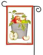 Apples BreezeArt Garden Flag