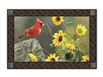 Cardinal View MatMates Decorative Doormat