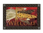 Maize MatMates Decorative Doormat