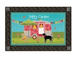 Camping Out MatMates Decorative Doormat