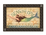 Mermaid MatMates Decorative Doormat