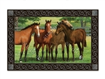Grazing Time MatMates Decorative Doormat