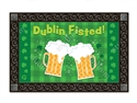 Dublin Fisted MatMates Decorative Doormat