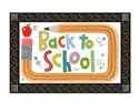 School is Cool MatMates Decorative Doormat