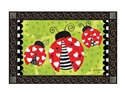 Love Bug MatMates Decorative Doormat