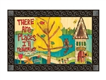 In My Life MatMates Decorative Doormat