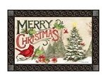 Decorate The Tree MatMates Decorative Doormat