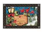 Hometown Christmas MatMates Decorative Doormat