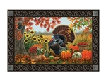 Turkey Pride MatMates Decorative Doormat