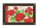 Ladies in Red MatMates Decorative Doormat