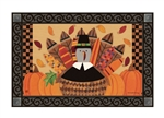 Pilgrim Turkey MatMates Decorative Doormat