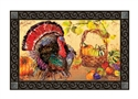 Wild Turkey MatMates Decorative Doormat