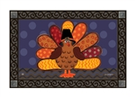 Tom Turkey MatMates Decorative Doormat